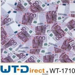 500 Euro Scheine WT-1710 in 50 cm Breite