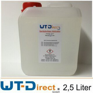 WT-DIRECT Aktivator spritzfertig 2,5 Liter