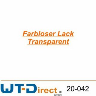 WT-DIRECT Base Coat Farblos