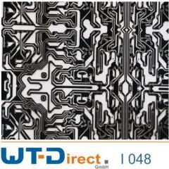 Schwarz Platinen Design I-048