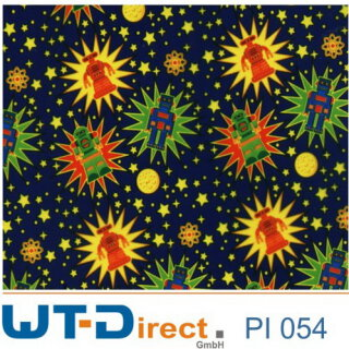 Robbis in the colorful design PI-054
