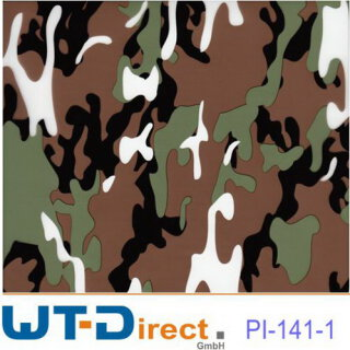 Coarse camouflage pattern PI-141-1