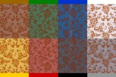 Henna Fein Kupfer Design I-135