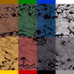 Marmor Design in Schwarz H-017-4