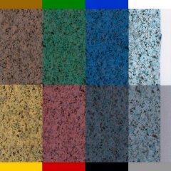 Granit Stein Blau Design I-042