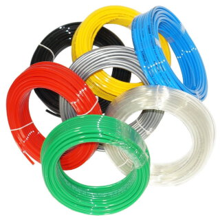 CLC tubing by color