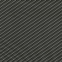 Carbon Grob Schwarz / Silber I-201 in 50 cm Breite