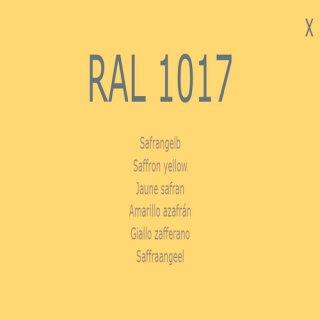 1-K Base Coat RAL 1017 Safrangelb