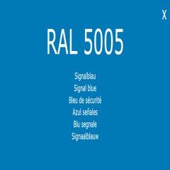 1-K Base Coat RAL 5005 Signalblau 1 Liter