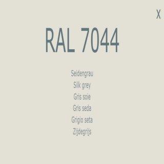 1-K Base Coat RAL 7044 Seidengrau 1 Liter