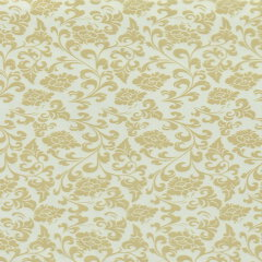 Henna Fein Gold Design I-135-2 in 50 cm Breite