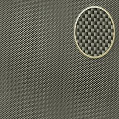 Carbon Faser Schwarz I-162 in 80 cm Breite